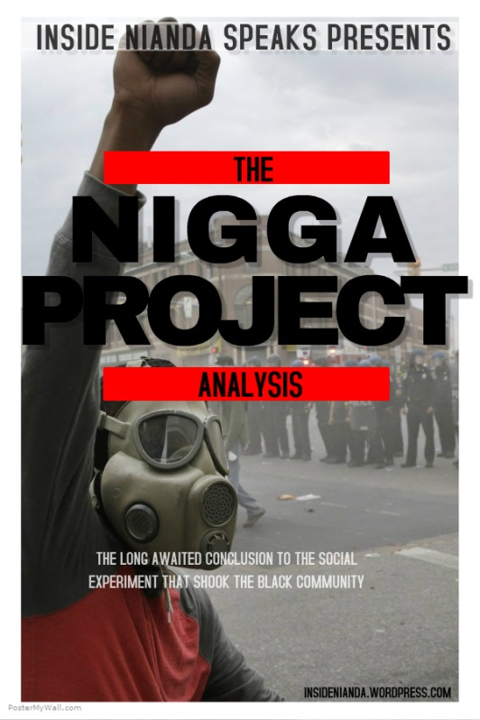 Nigga Project ANALYSIS