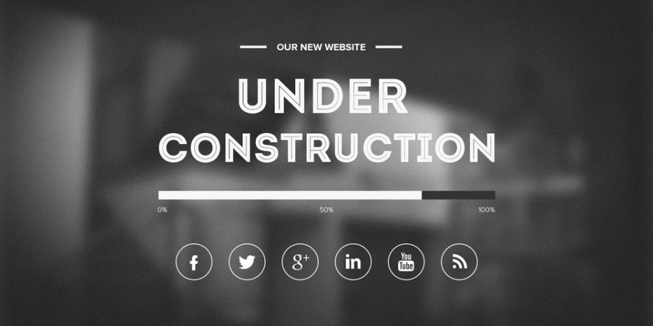 free-under-construction-template